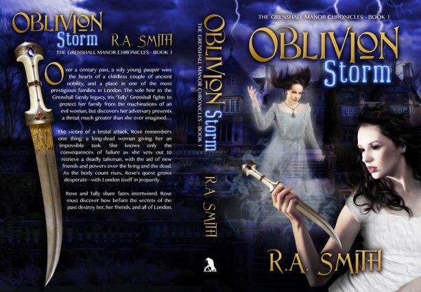 Oblivion Storm Full Cover